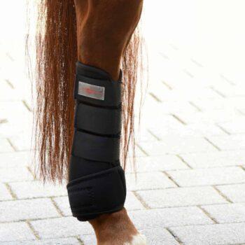 Ochraniacze kauczukowe Covalliero ochraniacze-treningowe, ochraniacze-i-owijki, dla-konia