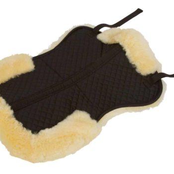 Podkładka pod siodło z owczego futra Kerbl podkladki-pod-siodlo, siodla-i-osprzet, dla-konia