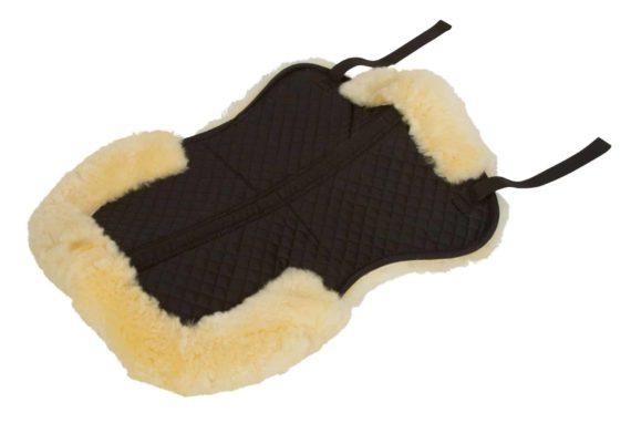 Podkładka pod siodło z owczego futra Kerbl siodla-i-osprzet, podkladki-pod-siodlo, dla-konia