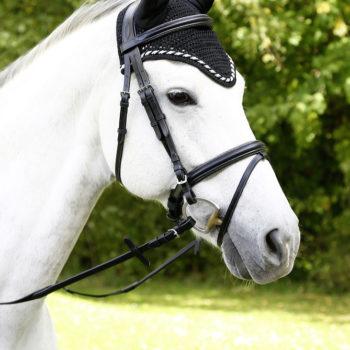 Nauszniki dla konia BASIC Kerbl nauszniki-nauszniki-maski, nauszniki-maski