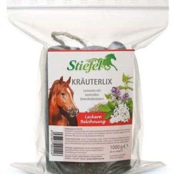 Lizawka ziołowa Krauterlix Stiefel smakolyki-lizawki