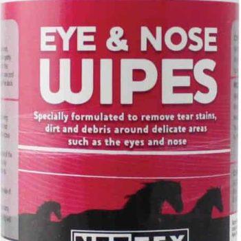 Eye and Nose Wipes Nettex do oczu i nosa pozostale-preparaty-do-sirsci-grzywy-i-ogona, kosmetyki-i-preparaty, preparaty-do-sirsci-grzywy-i-ogona