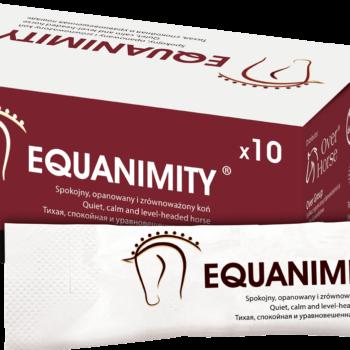 Equanimity -uspokajający preparat dla koni OVER HORSE suplementy, pasze-i-witaminy