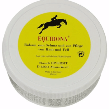 Equibona Stassek balsam pielęgnujący końską skórę 250 ml do-skory-ran-i-otarc