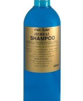Herbal Shampoo Gold Label szampon ziołowy szampony