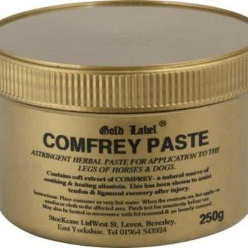Comfrey Paste Gold Label maść lecznicza 250g preparaty-rozgrzewajace-i-chlodzace