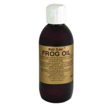 Frog Oil Gold Label olej do strzałek preparaty-do-kopyt