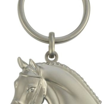 Breloczek HR głowa konia w tranzelce bizuteria-i-breloczki, akcesoria