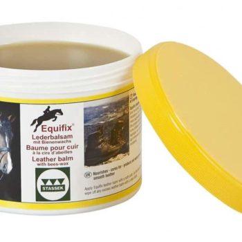 Equifix balsam do skór z woskiem pszczelim 500 ml pielegnacja-wyrobow-skorzanych