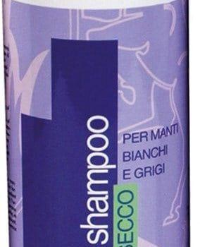 Suchy szampon dla siwych koni FM Italia szampony