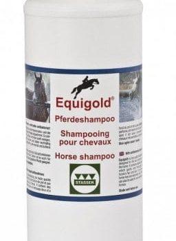 Equigold Premium Stassek szampon z jedwabiem 1000ml szampony