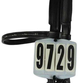 Numerek startowy 4-cyfrowy FP odziez-konkursowa, dla-jezdzca, akcesoria-oglowia-kielzna-i-wytoki