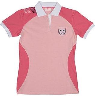 Polo T-shirt damski Covalliero odziez, dla-jezdzca, bluzy-i-koszulki