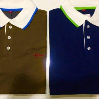 Polo T-shirt Covalliero męski odziez, dla-jezdzca, bluzy-i-koszulki