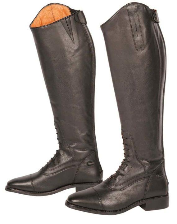 Oficerki skórzane/ buty do jazdy konnej SOLO wide Harry's Horse promocje, buty, dla-jezdzca, buty-i-czapsy