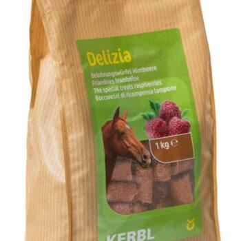Cukierki dla konia Delizia (rożne smaki) smakolyki-lizawki