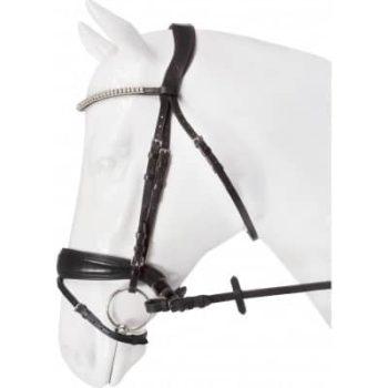 Ogłowie anatomiczne GIPSY HORKA oglowia, oglowia-kielzna-i-wytoki, dla-konia