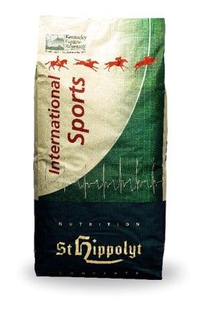 Musli dla konia International Sports Racing 20 kg StHippolyt pasze-i-witaminy, pasze