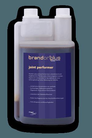 Brandon plus Joint Performer 1kg Medvetico KURACJA WSPOMAGAJĄCA PRACĘ STAWÓW Z GLUKOZAMINOGLIKANAMI suplementy, pasze-i-witaminy