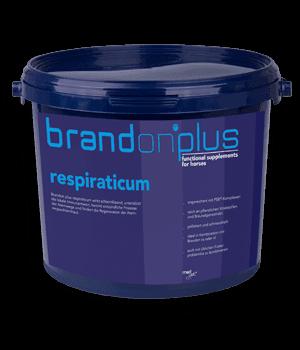 Brandon plus Respiraticum 3 kg Medvetico SCHORZENIA UKŁADU ODDECHOWEGO suplementy, pasze-i-witaminy