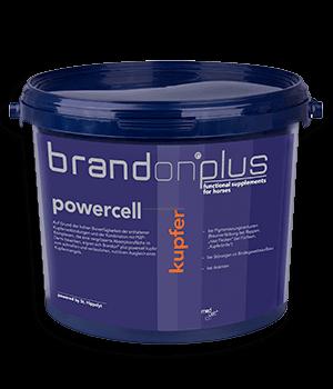 Brandon plus powercell Miedź 3 kg Medvetico SKUTECZNE UZUPEŁNIENIE NIEDOBORU MIEDZI suplementy, pasze-i-witaminy