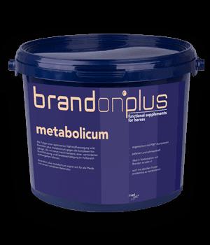 Brandon plus Metabolicum 3kg Medvetico SKUTECZNE WSPARCIE METABOLIZMU suplementy, pasze-i-witaminy