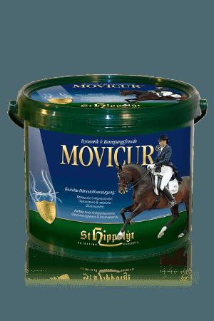 Suplement wspierający aparat ruchu dla konia Movicur  StHippolyt suplementy, pasze-i-witaminy