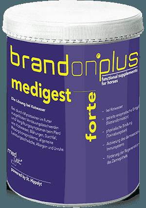 Brandon plus Medigest FORTE 1 kg Medvetico KURACJA OCZYSZCZAJĄCA ORGANIZM suplementy, pasze-i-witaminy