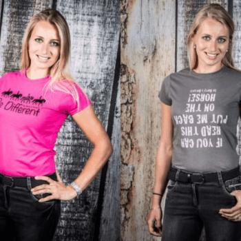 Koszulka QUOTE Harry's Horse promocje, odziez, dla-jezdzca, bluzy-i-koszulki