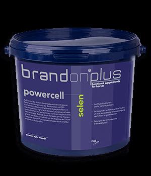 Brandon plus powercell Selen 3 kg SKUTECZNE UZUPEŁNIENIE NIEDOBORU SELENU suplementy, pasze-i-witaminy