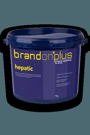 Brandon plus Hepatic 3 kg Medvetico WSPARCIE DLA PRAWIDŁOWEJ PRACY WĄTROBY suplementy, pasze-i-witaminy
