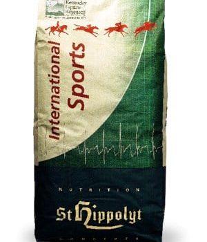 Musli dla konia International Sports Endurance 20 kg StHippolyt pasze, pasze-i-witaminy
