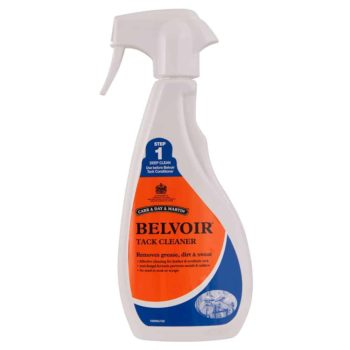 Spray do czyszczenia wyrobów skórzanch BELVOIR CDM (step 1) pielegnacja-wyrobow-skorzanych