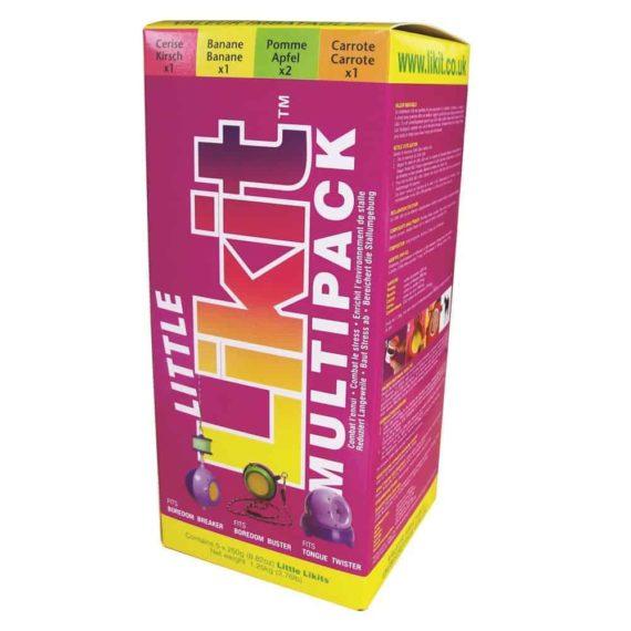 Lizawka LIKIT LiTTLE 250G (różne smaki) smakolyki-lizawki, pasze-i-witaminy