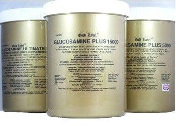 Glucosamine Plus 15000 GOLD LABEL suplementy, pasze-i-witaminy