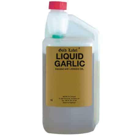 Liquid Garlic- czosnek w płynie GOLD LABEL suplementy, pasze-i-witaminy