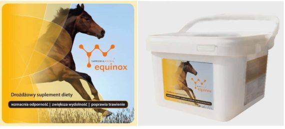 Yarrowia EQUINOX Classic drożdżowy suplement diety suplementy, pasze-i-witaminy