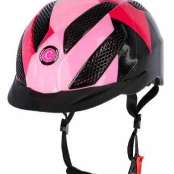 Kask jeździecki eXite Lilli kaski-jezdzieckie, dla-jezdzca, bezpieczenstwo-jezdzca