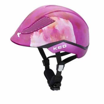 Kask KED Pina kaski-jezdzieckie, bezpieczenstwo-jezdzca