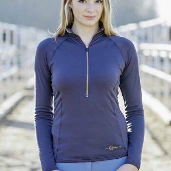 Koszulka techniczna Bianca COVALLIERO jesień/zima 2018 odziez, dla-jezdzca, covalliero-jesien-zima-2018, bluzy-i-koszulki