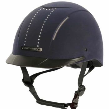 Kask jeździecki Harry's Horse Eclipse Crystal kaski-jezdzieckie, dla-jezdzca, bezpieczenstwo-jezdzca