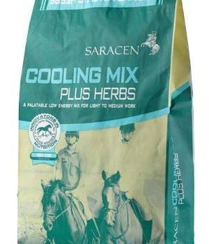 SARACEN Cooling Mix&Herbs 20kg pasze-i-witaminy, pasze
