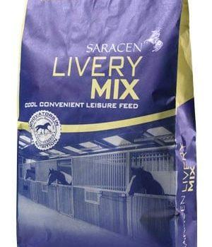 SARACEN Livery Mix 20kg pasze-i-witaminy, pasze
