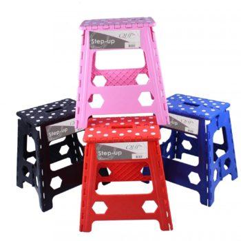 Składane schodki Step Up QHP stajnia-i-padok, pozostaly-sprzet-stajenny, nowosci