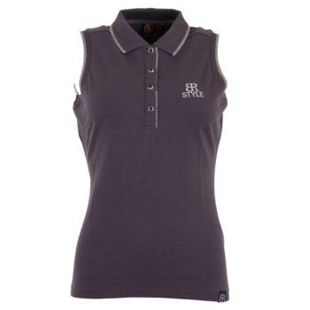 Koszulka polo bez rękawów BR Alexa odziez, dla-jezdzca, br-wiosna-lato-2019, bluzy-i-koszulki