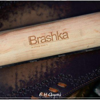 Brashka Horse - szczotka pomocna w linieniu 21 cm szczotki, nowosci, dla-konia, akcesoria-do-czyszczenia