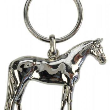Breloczek HR koń srebrny bizuteria-i-breloczki