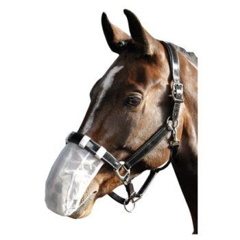 Maska na chrapy chroniąca przed promieniowaniem UV Harry's Horse nauszniki-maski, fredzle-i-maski