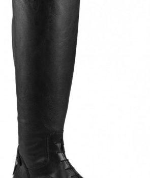 Oficerki YORK Balance czarne buty, dla-jezdzca, buty-i-czapsy