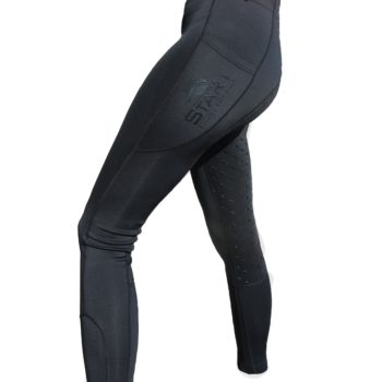 Bryczesy- legginsy SwaleFullGrip START dla-jezdzca, bryczesy-damskie